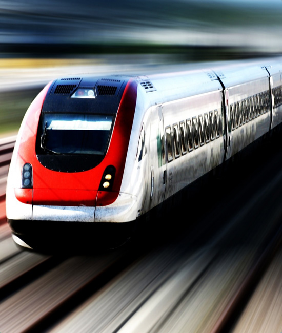 High Speed Train Coating