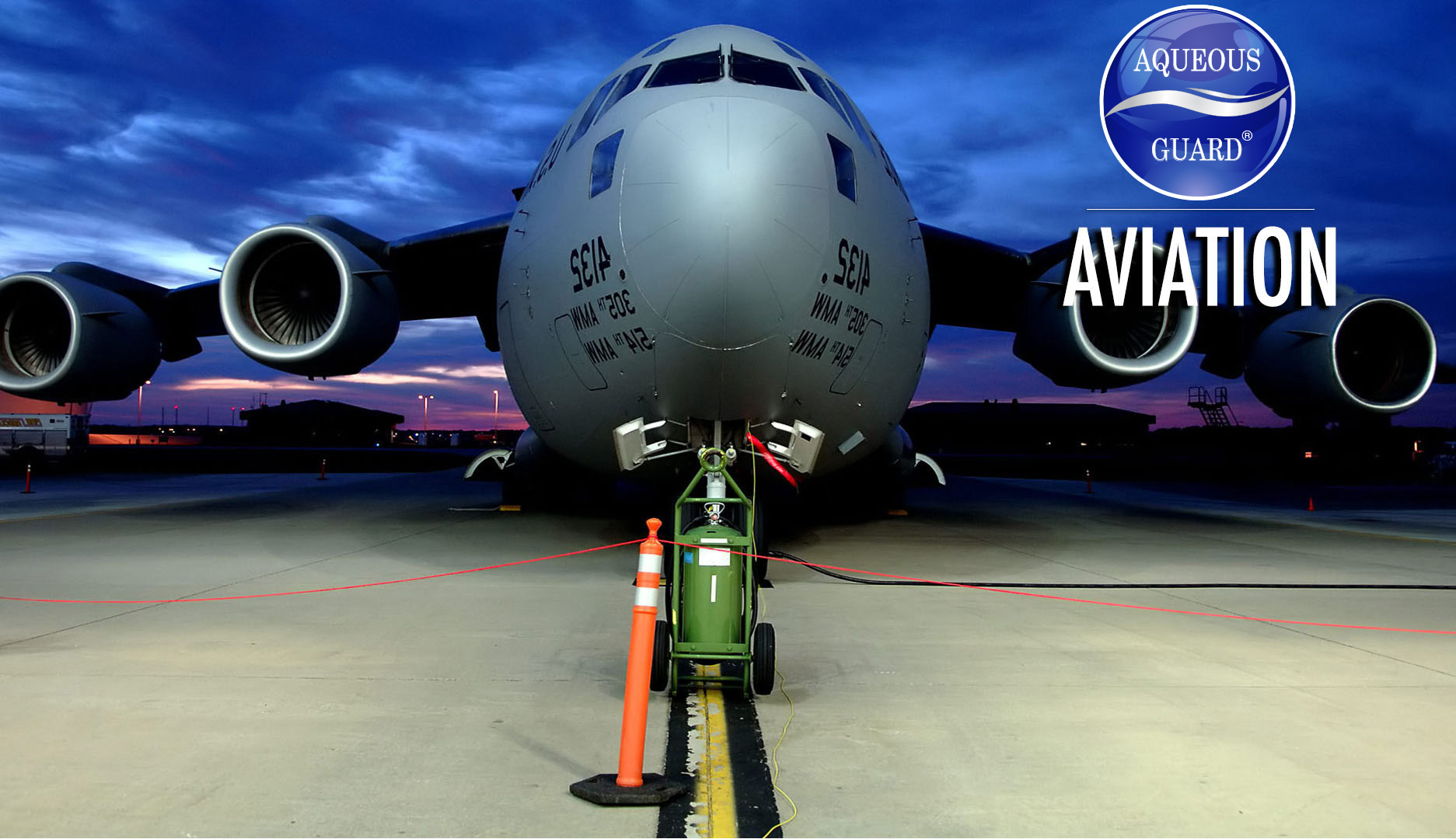 Aqueous Guard® Aviation Products